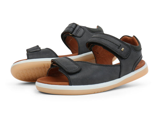 Bobux - Kid Plus - Driftwood Sandal - Black Ash