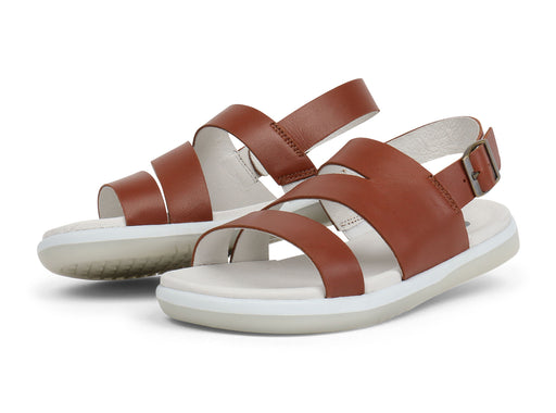 Bobux - Kid Plus - Trojan Sandal - Chestnut