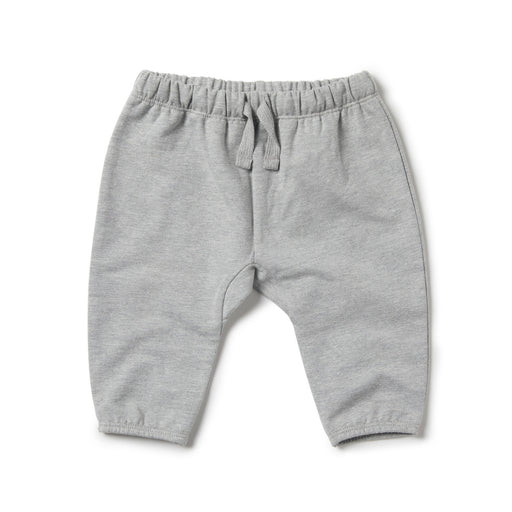Wilson and Frenchy - Slouch Pant - Grey Melange