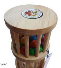Qtoys - Wooden Rain Maker - Eco Child