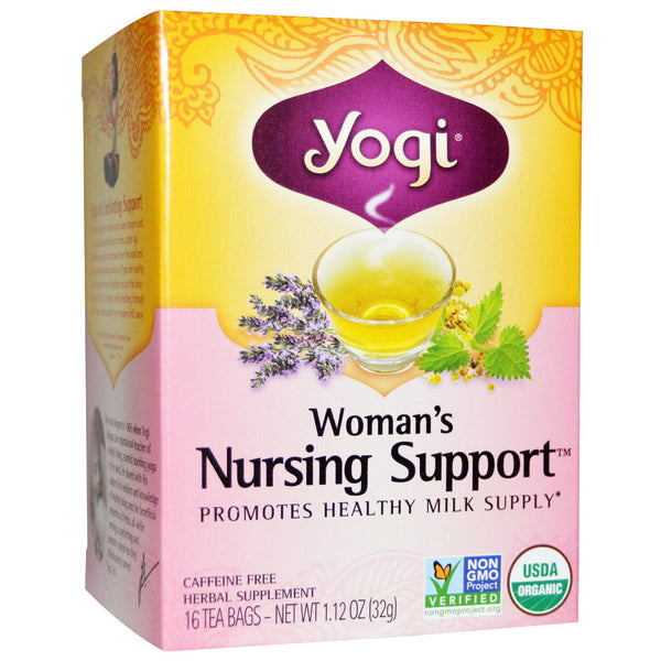 Yogi - Herbal Tea - Woman's Nursing Support
