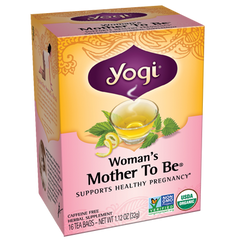 Yogi - Herbal Tea - Woman's Mother to Be
