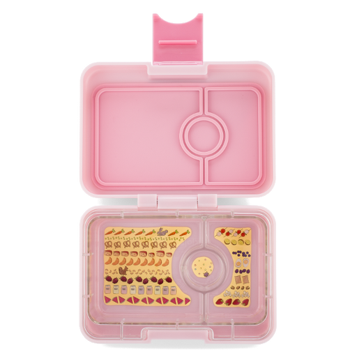 Yumbox - Mini Snack - 3 Compartment - Hollywood Pink