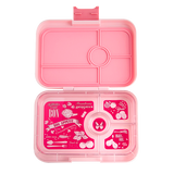 Yumbox - Tapas - 4 Compartment - Amalfi Pink