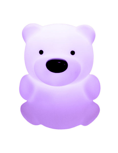Zooglo - Rechargable LED Night Light - Bear