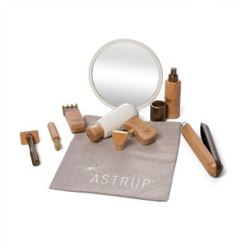 Astrup - Wooden Doll Hairdressing Set 9pcs - Eco Child