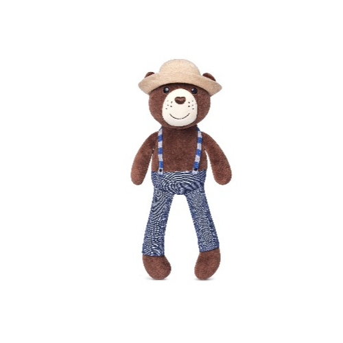 Apple Park - City Pal Byron Bear - Eco Child