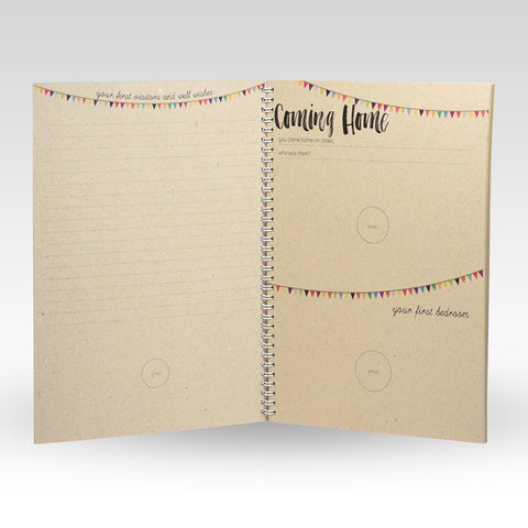 Rhi Creative - Baby Book - Eco Child
