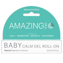 Amazing Oils - Baby Calm Gel - Roll on - Eco Child