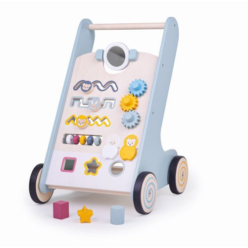 Bigjigs Toys - FSC Activity Walker - Eco Child