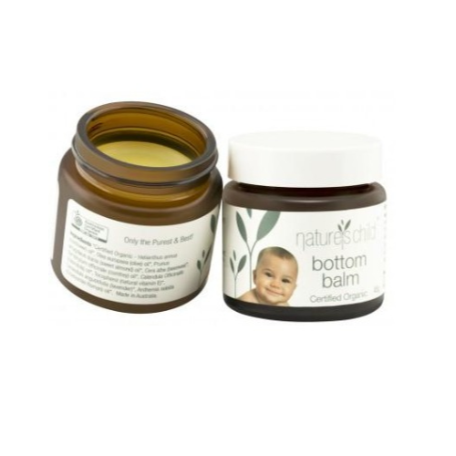 Natures Child -  Organic Bottom Balm - Eco Child