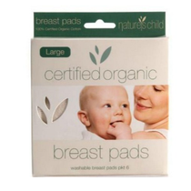 Natures Child - Large Breast Pads - Eco Child