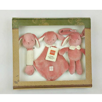 MiYim - Certified Organic Animal Gift Set - Bunny - Eco Child