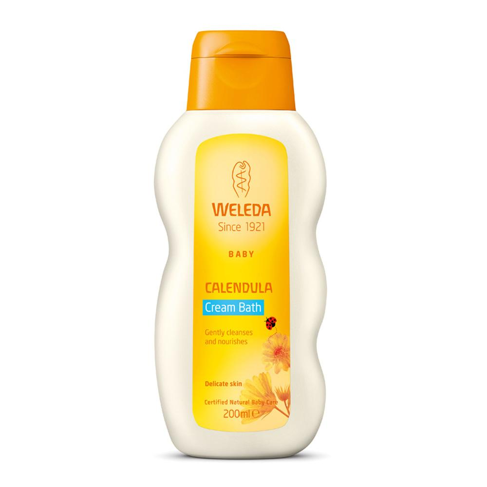 Weleda - Calendula - Cream Bath - Eco Child