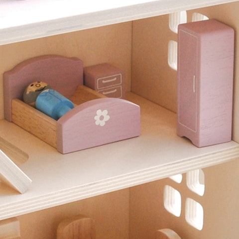 Indigo Jamm - Hascombe Dolls House, , artiwood, doll furniture, Wooden Toys, Dolls and Doll Furniture, wooden toys for babies, baby toys, newborn toys, baby wooden toys, wooden toys, sustainable, Eco friendly, environment friendly, Eco, Natural, eco products in Australia