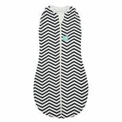 ergoPouch - AirCocoon Summer Swaddle - Navy Chevron
