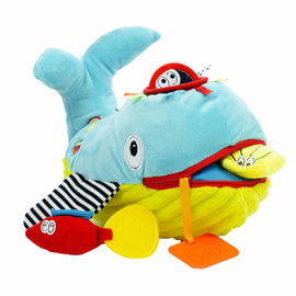 Dolce Toys - Play and Learn Whale - Eco Child