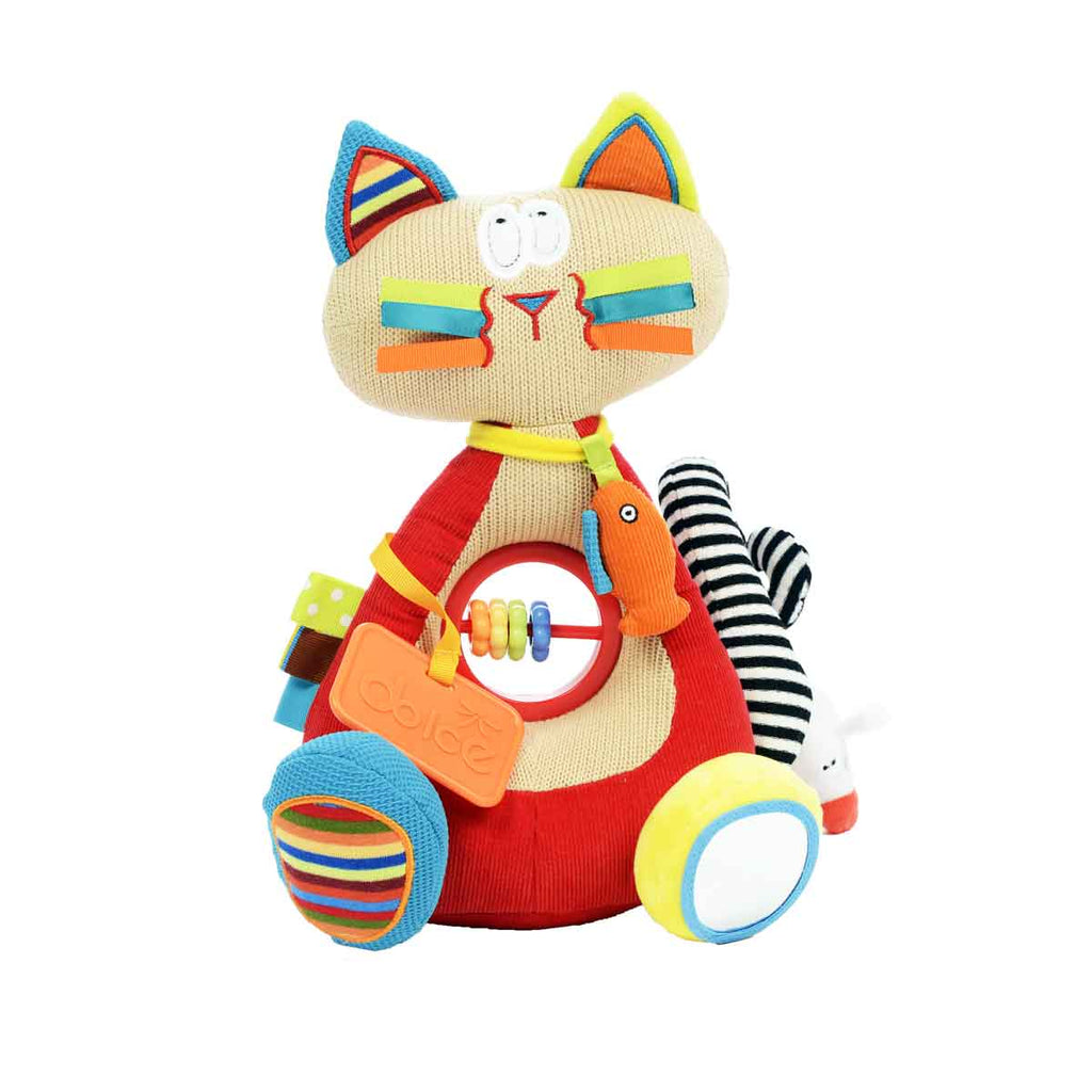 Dolce Toys - Siamese Cat - Eco Child