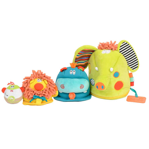 Dolce Toys - Safari Play and Learn - Eco Child