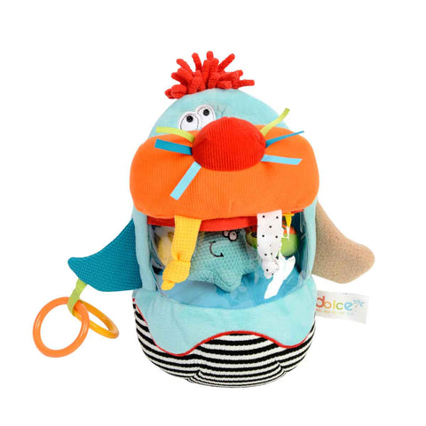 Dolce Toys - Walrus Sorter - Eco Child