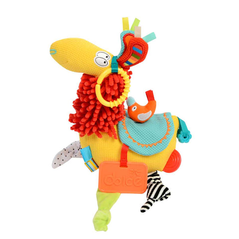 Dolce Toys - Activity Llama - Eco Child