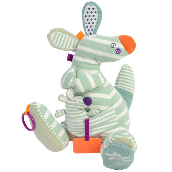 Dolce Toys - Kangaroo - Eco Child