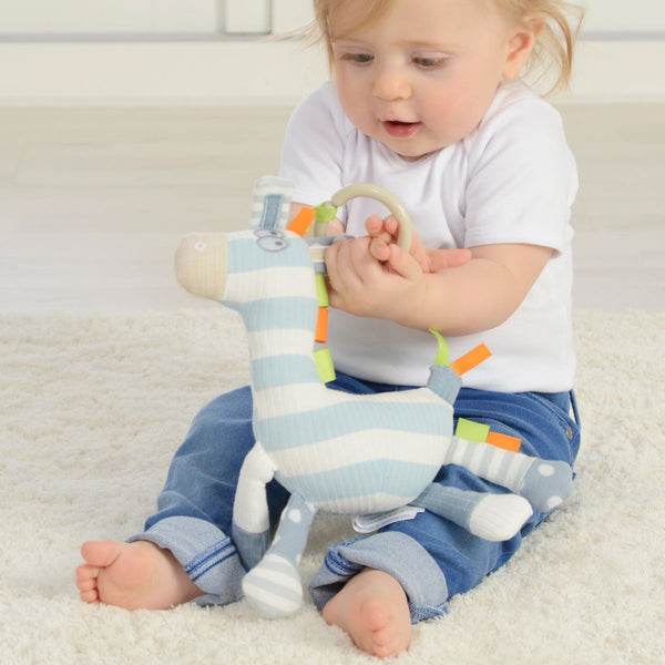 Dolce Toys - Activity Zebra - Eco Child
