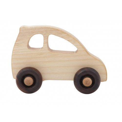 Wooden Story -Eco Car