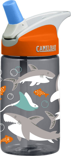 Camelbak - Eddy Kids Water Bottles 0.4L - Sharks