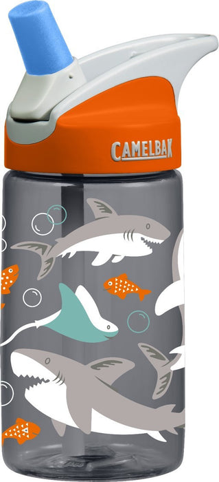 Camelbak Kids - Eddy Kids Water Bottles 0.4L - Sharks