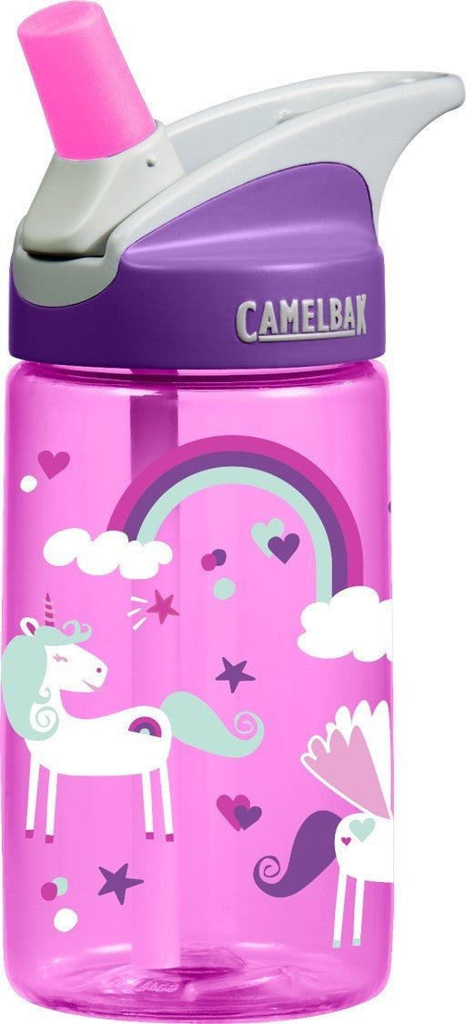 Camelbak Kids - Eddy Kids Water Bottles 0.4L - Unicorns