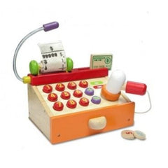 I'm Toy - Wooden Cash Register