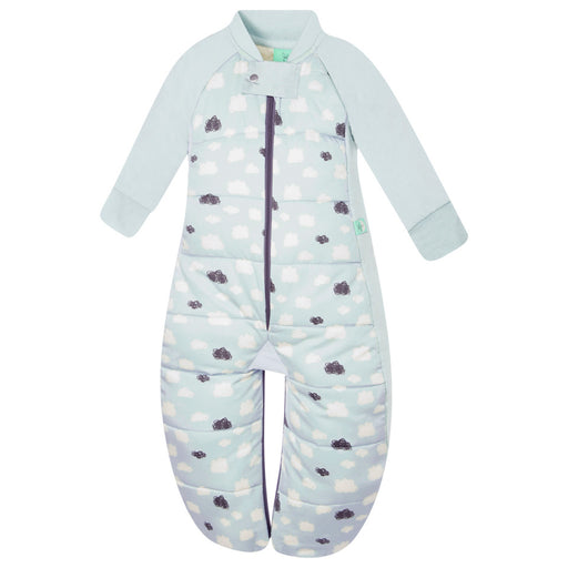 ergoPouch - ergoPouch Sleep Suit Bag (2.5tog) - Mint Cloud
