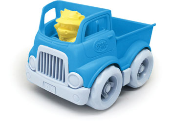 Green Toys - Pick up Truck with Driver