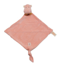 MIYIM - LOVIE 100% Organic BLANKET - Hippo - Eco Child