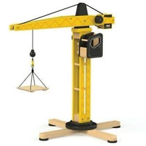 Tidlo - Wooden Tower Crane - Eco Child