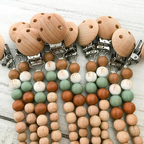 Pop Ya Tot - Dummy Chain - Desert Rainbow  Best Sellers, Dummies & Dummy Chains, dummy-chains, Pop Ya Tot Dummy Chains Dummy Chains Pop Ya Tot Natural dummy chain Eco friendly dummy chain Eco Natural Non toxic Sustainable