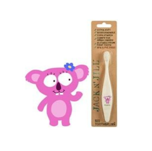 Jack N Jill - Bio Toothbrush - Koala - Eco Child