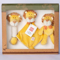 MiYim - Certified Organic Animal Gift Set - Lion - Eco Child