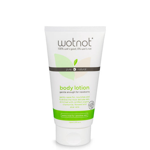 WOTNOT - 100% Natural & Organic Baby Lotion 150mL