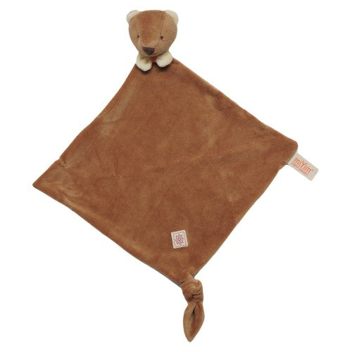 MIYIM - LOVIE 100% Organic BLANKET - Bear - Eco Child