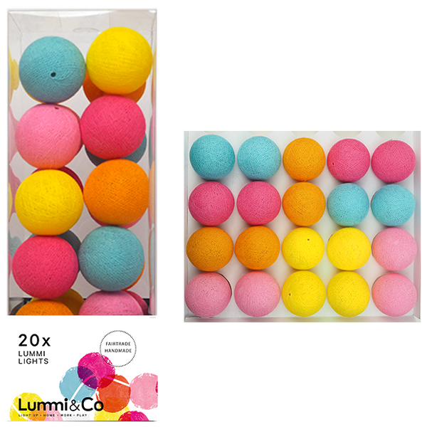 Lummi Light Sets - Tutti Frutti