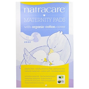 Natracare - Organic Cotton Maternity Pads - Eco Child
