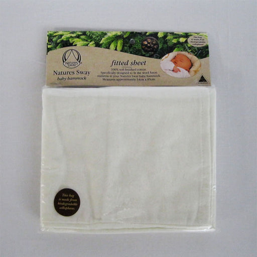 Natures Sway - Flannelette Fitted Hammock Sheet