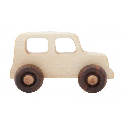 Wooden Story - Off Road Vehicle