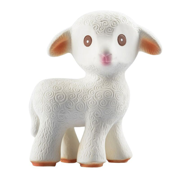 CaaOcho - 100% Natural Rubber Mia the Lamb - Eco Child