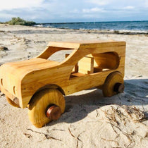 Qtoys -  Natural Wooden Car, , Best Sellers, cf-type-vehicles, cf-type-wooden-toys, playtime, QTOYS, toys, Vehicles, Wholesale-HIDE, Wooden Toys, Toys, wooden toys for babies, baby toys, newborn toys, baby wooden toys, wooden toys, sustainable, Eco friendly, environment friendly, Eco, Natural, eco products in Australia