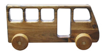Qtoys -  Natural Bus, , Best Sellers, cf-type-wooden-toys, playtime, QTOYS, toys, Vehicles, Wholesale-HIDE, Wooden Toys, Toys, wooden toys for babies, baby toys, newborn toys, baby wooden toys, wooden toys, sustainable, Eco friendly, environment friendly, Eco, Natural, eco products in Australia