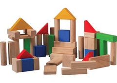 PlanToys - 50 Piece Block Set