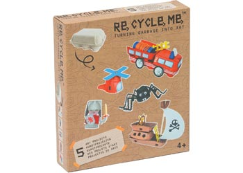 Re-Cycle-Me - Egg box Boys